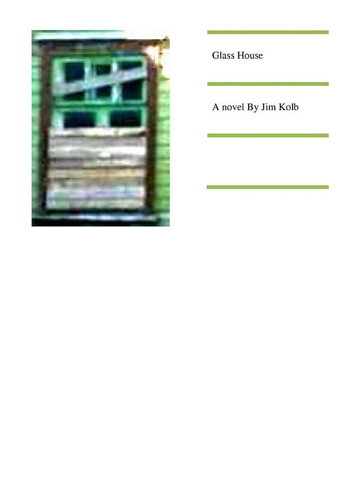 The Glass House. The Life of Theodore Roethke. (1. Ed.)