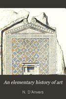 An Elementary History of Art PDF