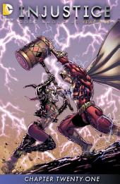 Injustice: Gods Among Us: Year Five (2015-) #21