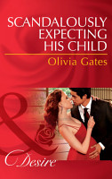 Scandalously Expecting His Child  Mills   Boon Desire   The Billionaires of Black Castle  Book 2  PDF