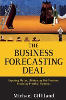 The Business Forecasting Deal PDF