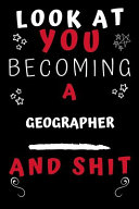 Look at You Becoming a Geographer and Shit  PDF