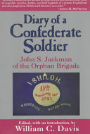 Diary of a Confederate Soldier PDF