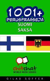 1001+ perusfraaseja suomi - saksa