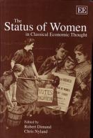 The Status of Women in Classical Economic Thought PDF