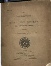 Irish Manuscript Series. [4o Series] V. 1, Pt. 1. On the Calendar of Oengus: Volume 1, Part 1