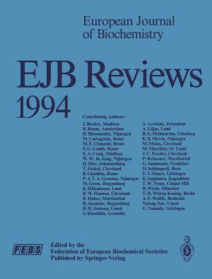 EJB Reviews 1994