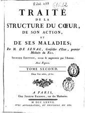 Traité de la structure du coeur, de son action et de ses maladies: Volume1