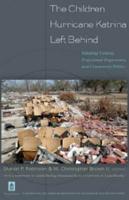 The Children Hurricane Katrina Left Behind PDF