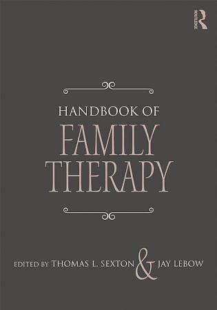 Handbook of Family Therapy PDF