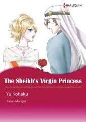 THE SHEIKH'S VIRGIN PRINCESS: Harlequin Comics