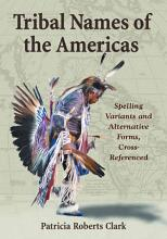 Tribal Names of the Americas PDF