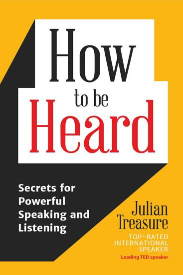 How to be Heard PDF