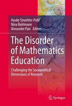 The Disorder of Mathematics Education