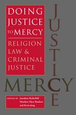 Doing Justice to Mercy PDF