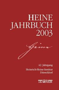 Heine Jahrbuch 2003 PDF