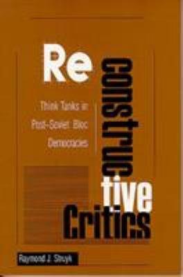 Reconstructive Critics PDF