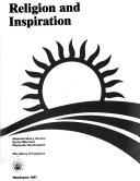 Religion and Inspiration PDF