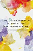 Qualitative Research in Clinical and Health Psychology PDF