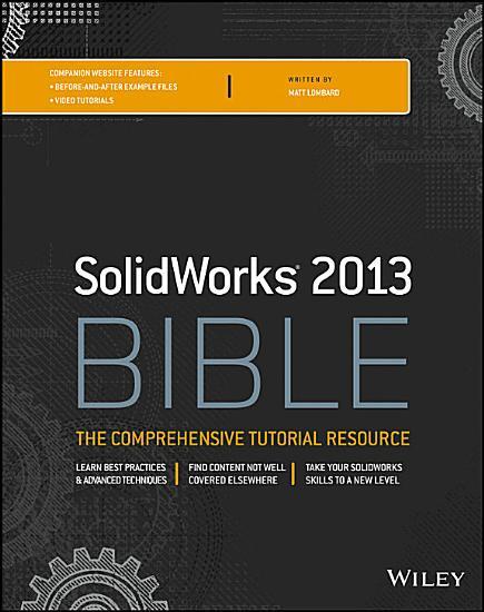 Solidworks 2013 Bible PDF