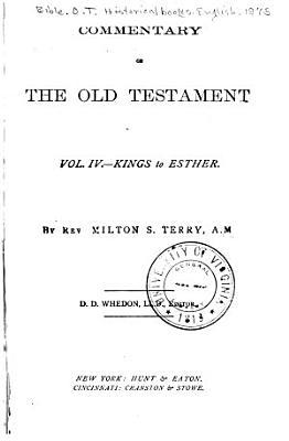 Kings to Esther PDF