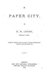 A Paper City