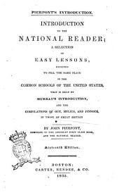 Introduction to the National Reader by John Pierpont