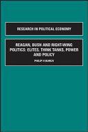 Reagan  Bush  and Right wing Politics PDF