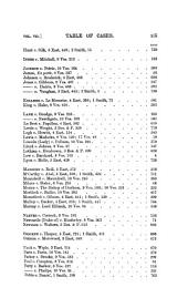 The Revised Reports: Being a Republication of Such Cases in the English Courts of Common Law and Equity, from the Year 1785, as are Still of Practical Utility. 1785-1866, Volume 7