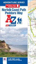 Norfolk Coast Path and Peddars Way Adventure Atlas