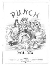 Punch: Volumes 40-41