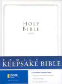 Family Keepsake Bible PDF