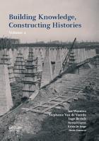 Building Knowledge  Constructing Histories  volume 2 PDF