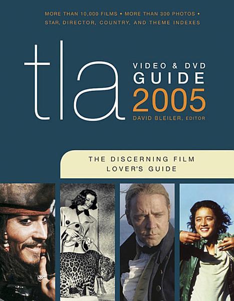 Tla Video Dvd Guide 2005