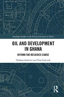 Oil and Development in Ghana Book