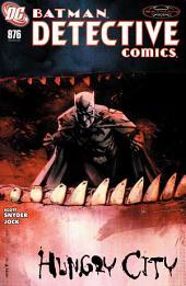 Detective Comics (1937-2011) #876