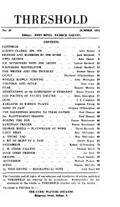 Threshold PDF
