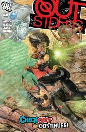 Outsiders (2003-) #48
