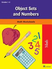 Object Sets and Numbers: Math Worksheets
