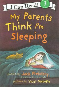 My Parents Think I m Sleeping Book