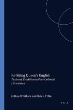 Re-siting Queen's English