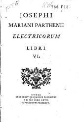 Electricorum libri VI