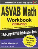 ASVAB Math Workbook 2020-2021