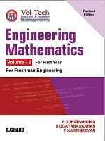 Engineering Mathematics Vol-2