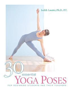 30 Essential Yoga Poses Book