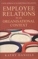 Employee Relations In An Organisational Context PDF