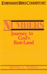 Numbers Everyman S Bible Commentary Book PDF