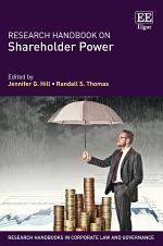 Research Handbook on Shareholder Power