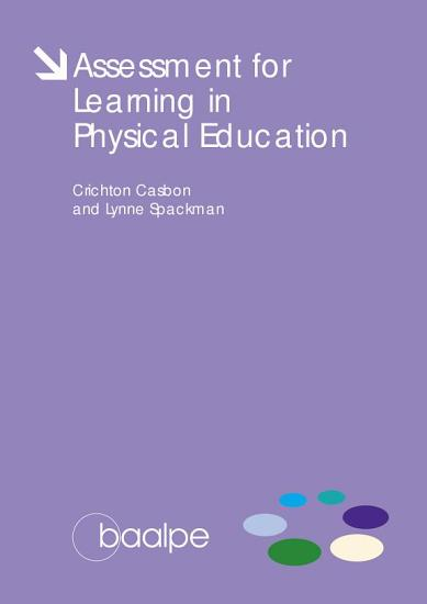Assessment for Learning in Physical Education PDF