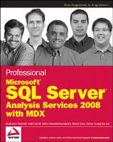 Professional Microsoft SQL Server Analysis Services 2008 with MDX PDF